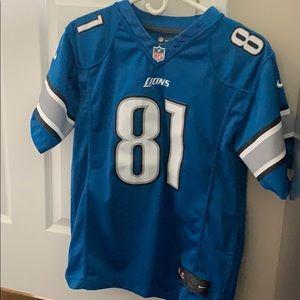 Detroit Lions Nike Calvin Johnson Jersey